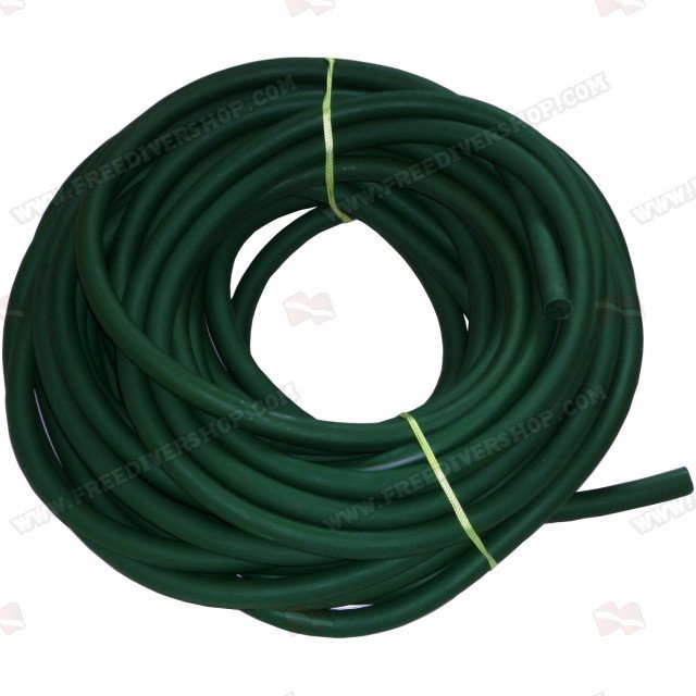 Seatec 18mm Bulk Green Elastic Stinger Rubber Band