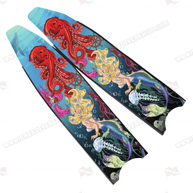 Leaderfins Sea Queen Blades - Limited Edition