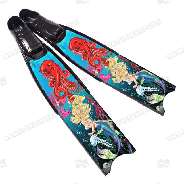 Leaderfins Sea Queen Fins - Limited Edition