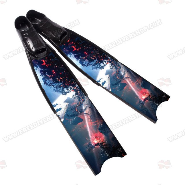 Leaderfins Space Journey Fins - Limited Edition
