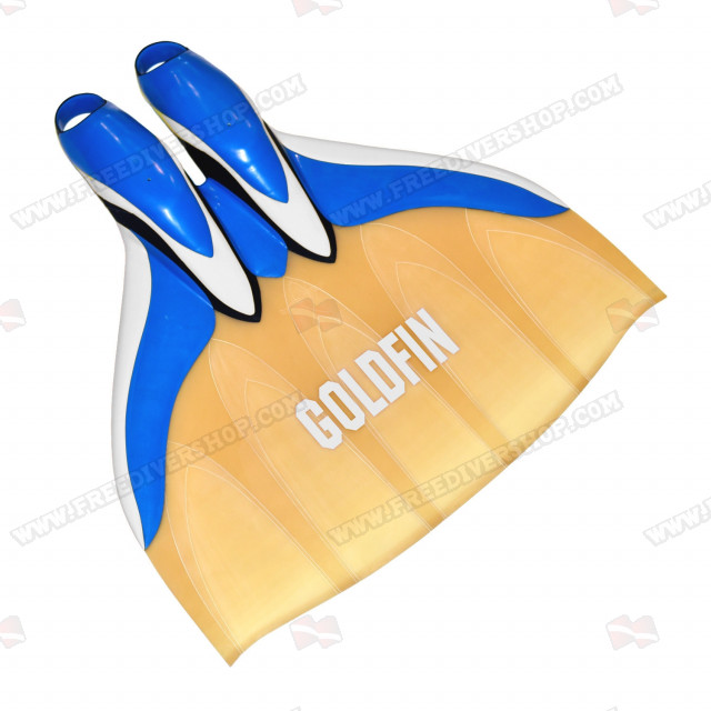 GoldFin Finswimming Hyper Monofin (Waveform Blade)