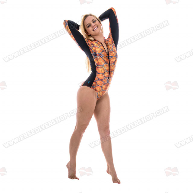 SlipIns Sea Turtle Sun Protective Swimsuit
