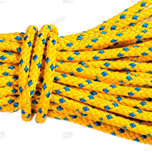 Apneautic Yellow Freediving Line