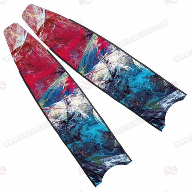 Leaderfins Winter Flow Blades - Limited Edition