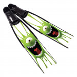 Leaderfins Crazy Slime Fins - Limited Edition