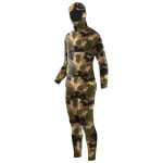 Elios Classic Brown Hydro Camo - Tailor Made Wetsuit