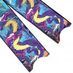 Leaderfins Water Dragon Blades - Limited Edition