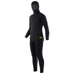 Elios Double Black Pro - Tailor Made Wetsuit