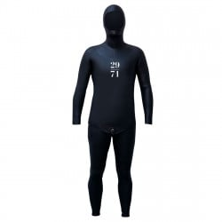 29/71 Depth Series Smoothskin White - Tailor Made Wetsuit