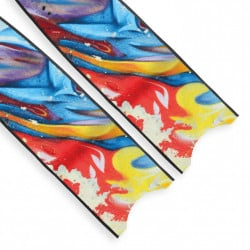 Leaderfins Abstract Blades - Limited Edition