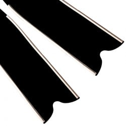 WaterWay Flat Powerfin Fiberglass Blades