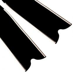 WaterWay Flat Powerfin Fiberglass Blades