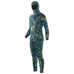 Elios Blue Reef Camouflage Wetsuit