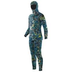 Elios Blue Reef Camouflage Wetsuit