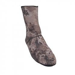 Divein Brown Camo Dive Socks