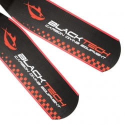 BlackTech CST Competition Carbon Blades