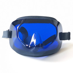 Goldfins Finswimming Racing Mask
