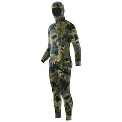 Elios Green Reef Camouflage - Tailor Made Wetsuit