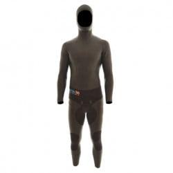 Divein Lissico Smoothskin Black Wetsuit