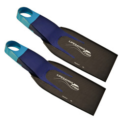 WaterWay Carbon Lifesaving / Rescue Fins
