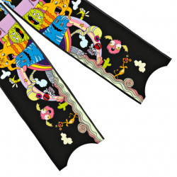 Leaderfins Little Monster Blades - Limited Edition