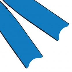 Leaderfins Neon Blue Blades - Limited Edition