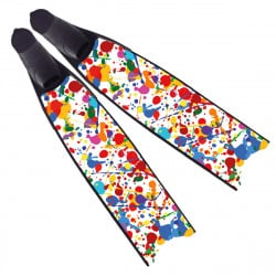 Leaderfins Wet Paint Fins - Limited Edition