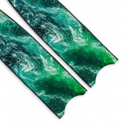 Leaderfins Pure Carbon Ocean Fin Blades