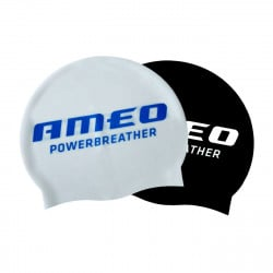 AMEO Silicone Swimming Cap