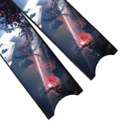 Leaderfins Space Journey Blades - Limited Edition
