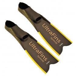 Ultrafins Speedy Black Fins