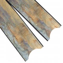 Leaderfins Wooden Blades - Limited Edition