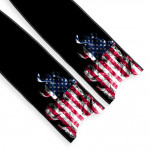Leaderfins American Flame Blades - Limited Edition