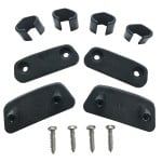 Leaderfins Foot Pockets Assembly Kit