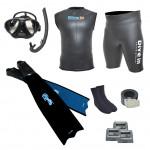 Freediving Power Kit