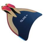 WaterWay Fish Tail Freediving Glide Monofin