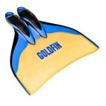GoldFin Fish Tail Freediving Hyper Monofin