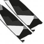Leaderfins Monochrome Blades - Limited Edition
