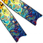 Leaderfins Neon Glass Blades - Limited Edition
