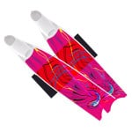 Leaderfins Neon Fish Fins - Limited Edition
