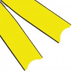 Leaderfins Neon Yellow Blades - Limited Edition