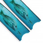 Leaderfins Plasticide Blades - Limited Edition