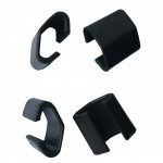 Leaderfins Foot Pockets Side Clips Set