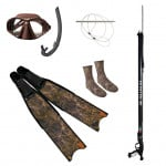 Spearfishing Camo Kit