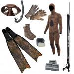 Spearfishing Camo Pro Bundle