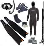 Spearfishing Carbon Pro Bundle