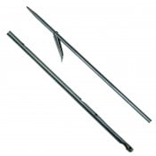 Mastro Sub Stainless Steel Shaft - Single Flap - ø6.5 mm