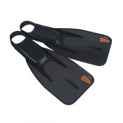 Leaderfins UW Games 200 Carbon Fins + Socks / 5 Pairs Lot