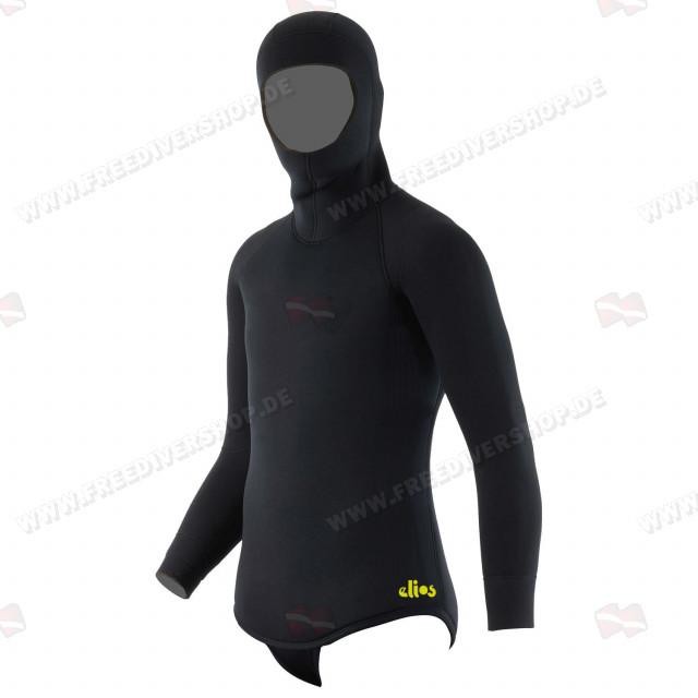 CUO / Elios Black Pro / 3MM Jacket ONLY