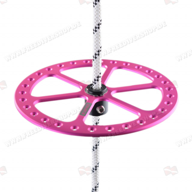2BFREE Neon Pink Bottom Plate